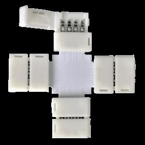 Коннектор для светодиодных лент GSC10-RGB-SXS-IP20