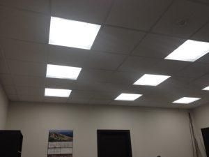 Купить светодиодные панели
