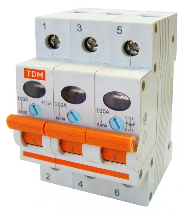 3P 16A TDM