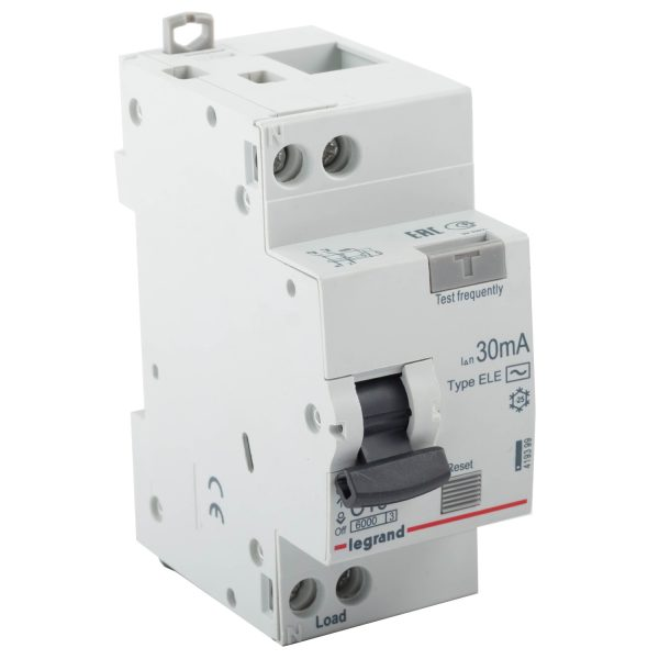 Дифференциальный автомат Rx3 1P+N 16А 30mA Ac LEGRAND