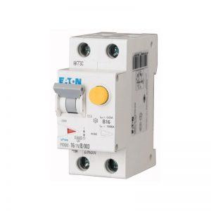 Дифференциальный автомат PFL7 1P+N 25А 30mA, тип C, 10кА, 2М EATON