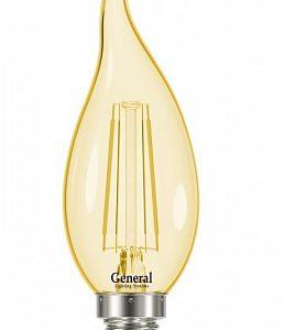 Свеча на ветру золото