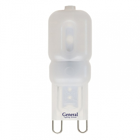 Лампа GLDEN-G9-4-M-220