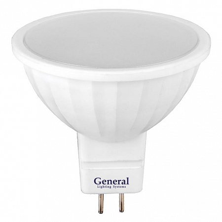 Лампа GLDEN-MR16-7-230-GU5.3