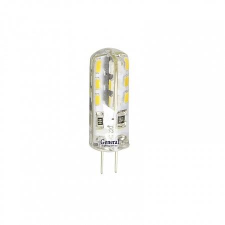 Светодиодная лампа G4 220 Вольт, Силикон