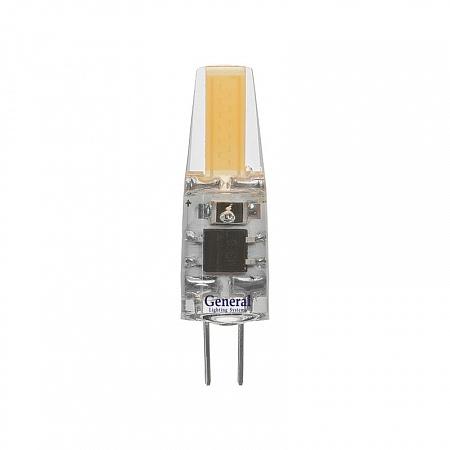 Светодиодная лампа G4 12 Вольт, Силикон COB