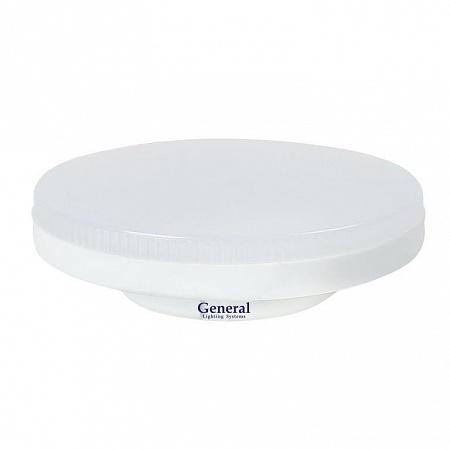 Лампа GLDEN-GX53-7-230-GX53