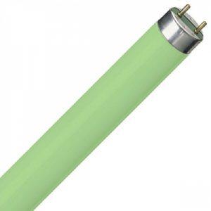 Лампа люминисцентная 58W зеленая